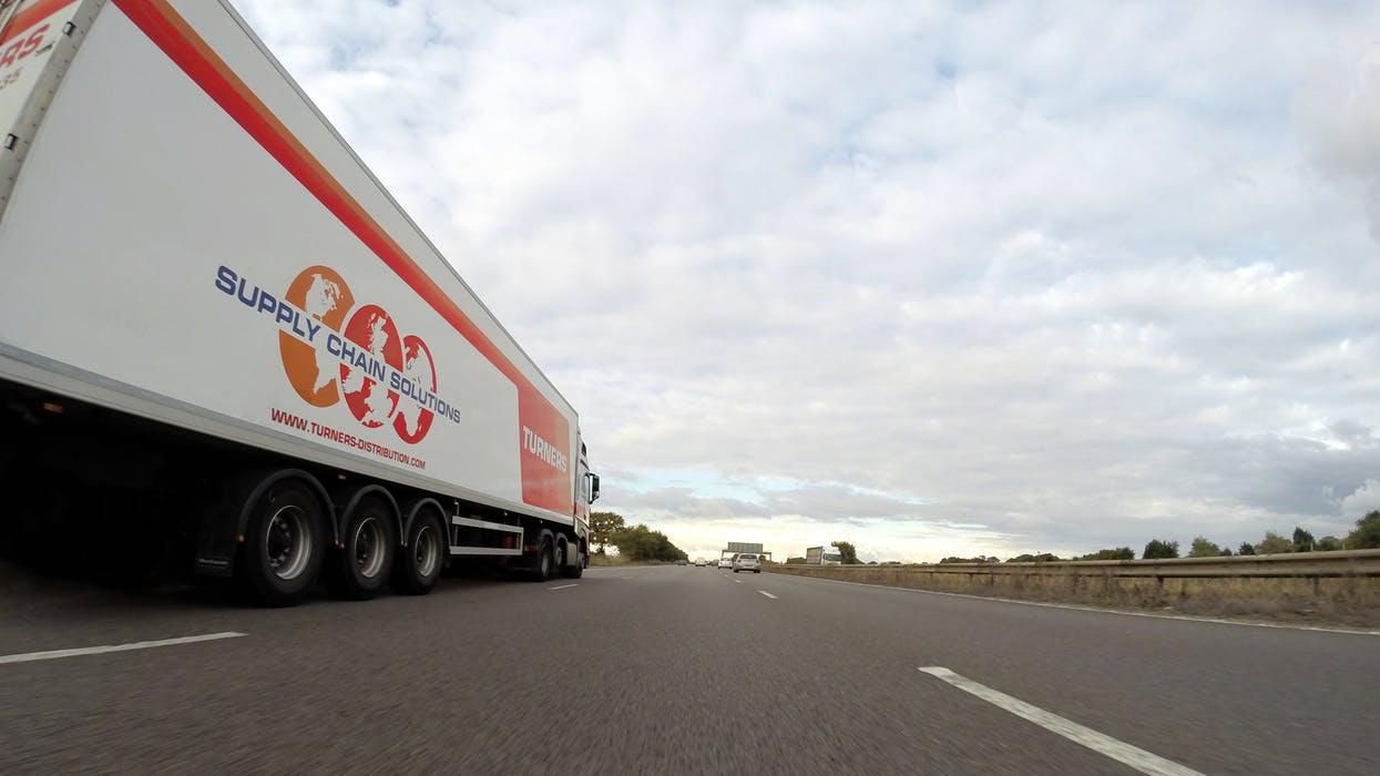 3PL truck